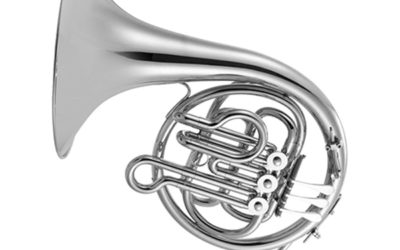 The Mystery of a French Horn, in a Beatles' SongNew